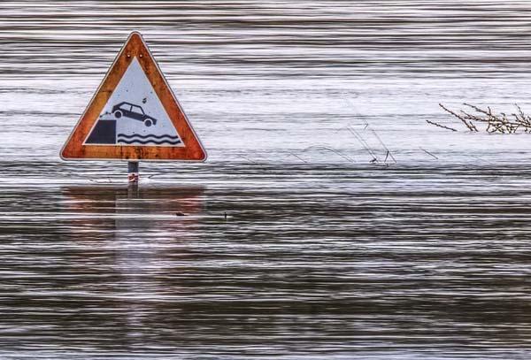 oversvømmelse byggeskader byggematerialer