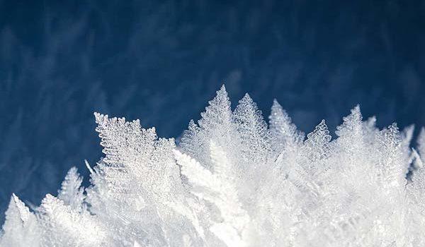 vinter byggematerialer
