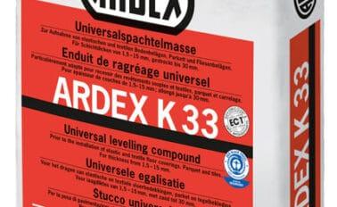 ARDEX K33 Universalspartelmasse