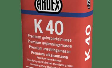 Ardex K40 Premium Gulvspartelmasse